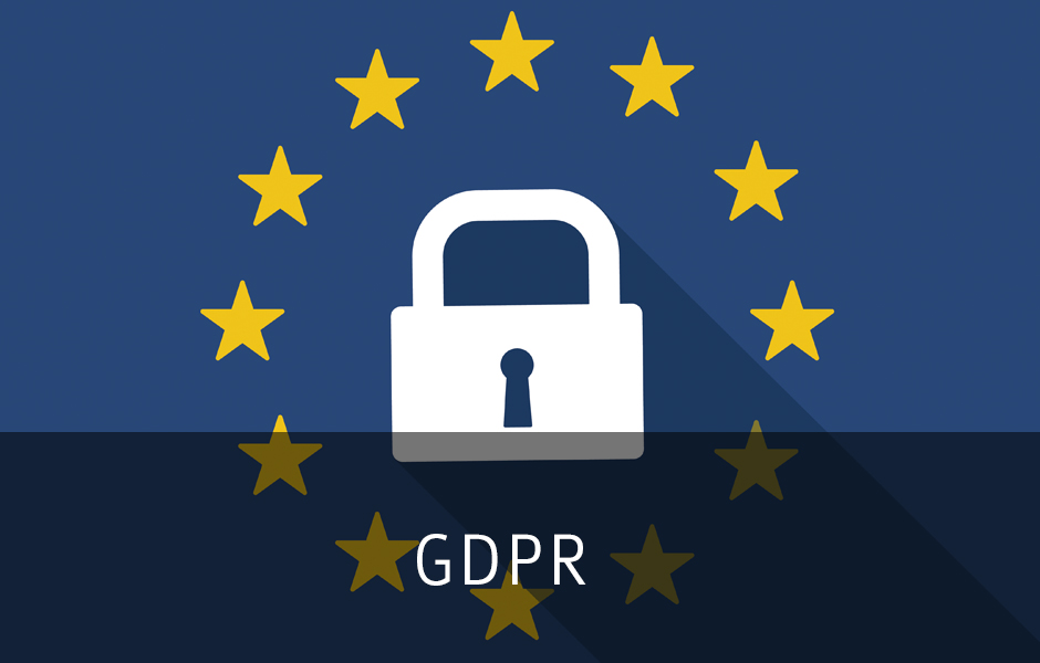 The EU's General Data Protection Regulation (GDPR) became law in 2018.